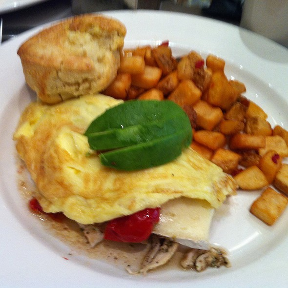 Tuscan Omelet - The Cottage Chestnut Hill, Chestnut Hill, MA