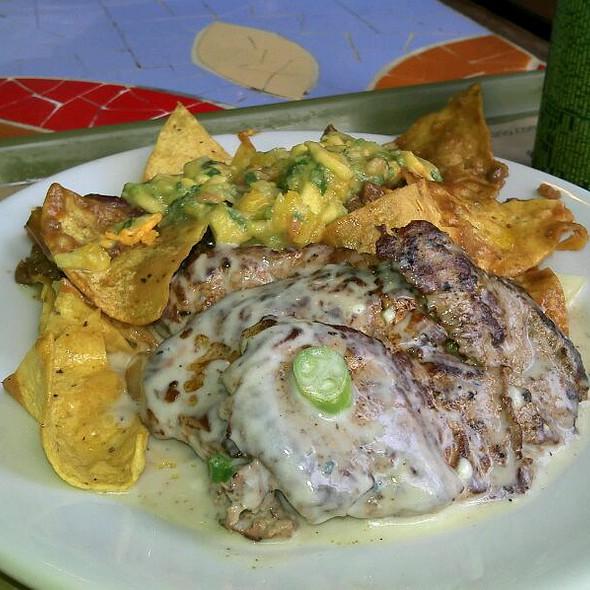 Salada Mexicana Com filé Mingnon @ Delirio Tropical