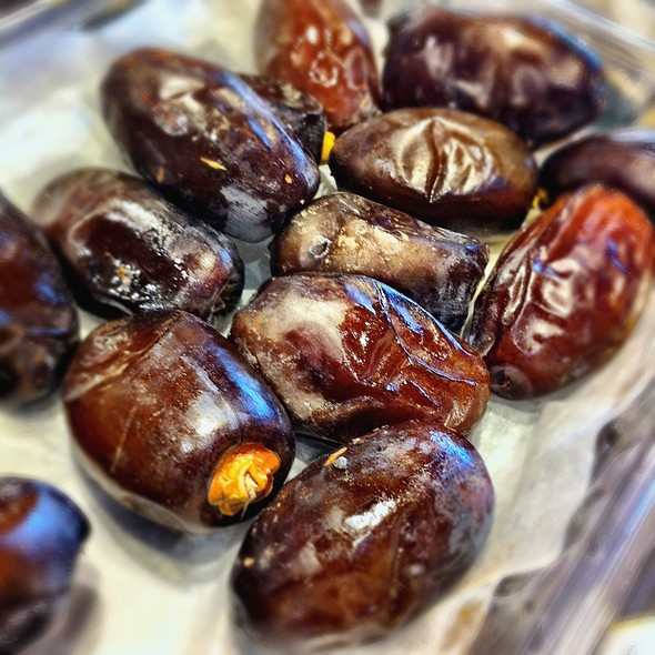 Black Sphinx Dates @ Whole Foods Market - Scottsdale