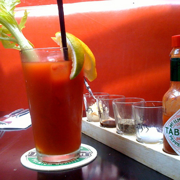 Bloody Mary @ Kabb