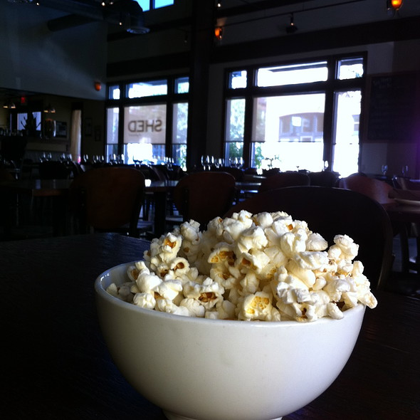 Popcorn @ The Shed at Glenwood