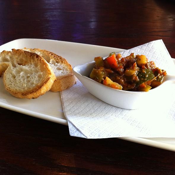 Eggplant Dip @ The Shed at Glenwood