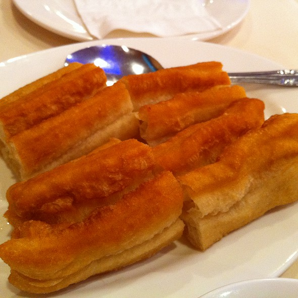 Fried Bread @ Golden House