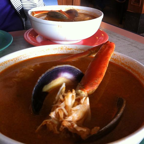 Seafood Soup @ Rincon Latino