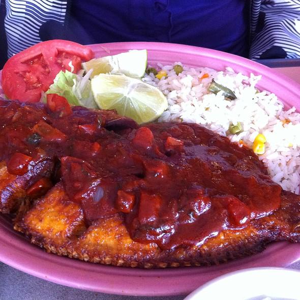 Deep Fried Fish @ Rincon Latino