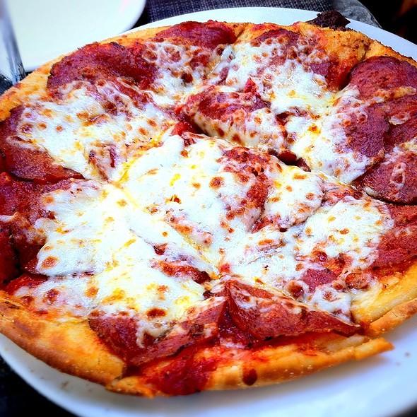 Pepperoni Pizza - Kona Grill - Dallas, Dallas, TX
