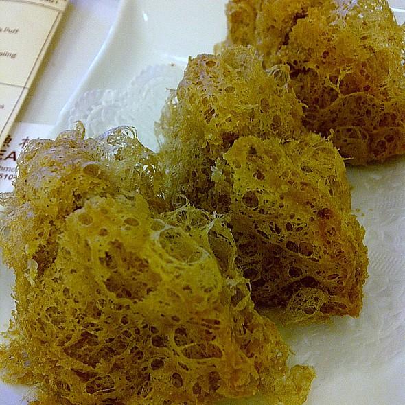 Wu Gok - Deep Fried Taro Dumpling @ Asian Pearl Seafood Restaurant