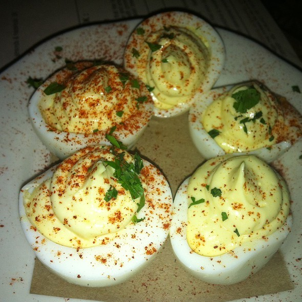 Deviled Eggs @ Michael's Genuine Food & Drink
