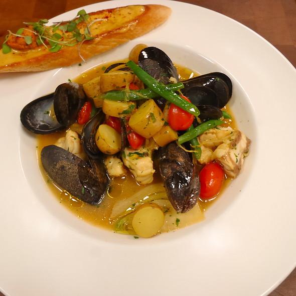 Shellfish Bouillabaisse