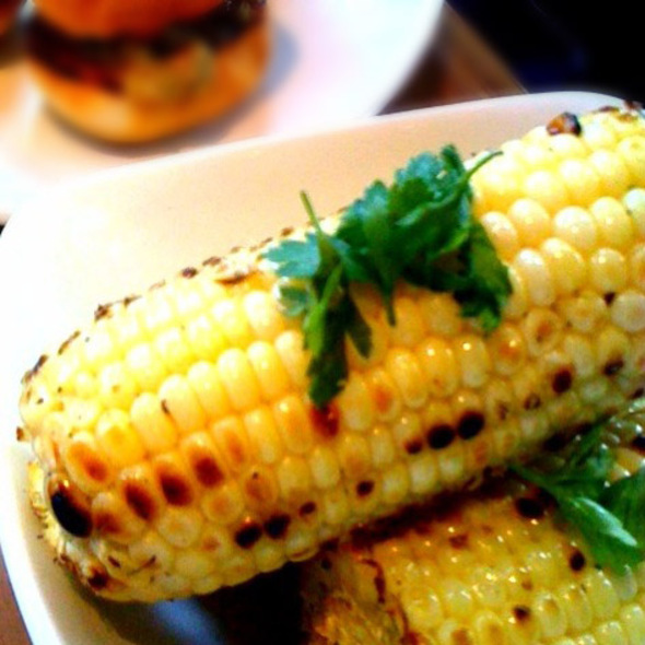 Grilled Corn @ Bocanova