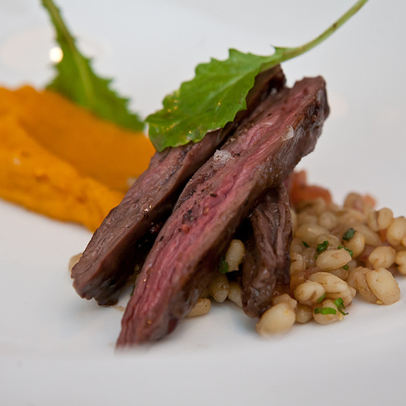 Entrana (Skirt Steak) @ Hernán Gipponi Restaurant