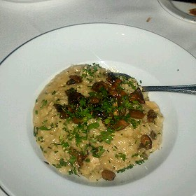 Chicken Wild Mushroom Risotto