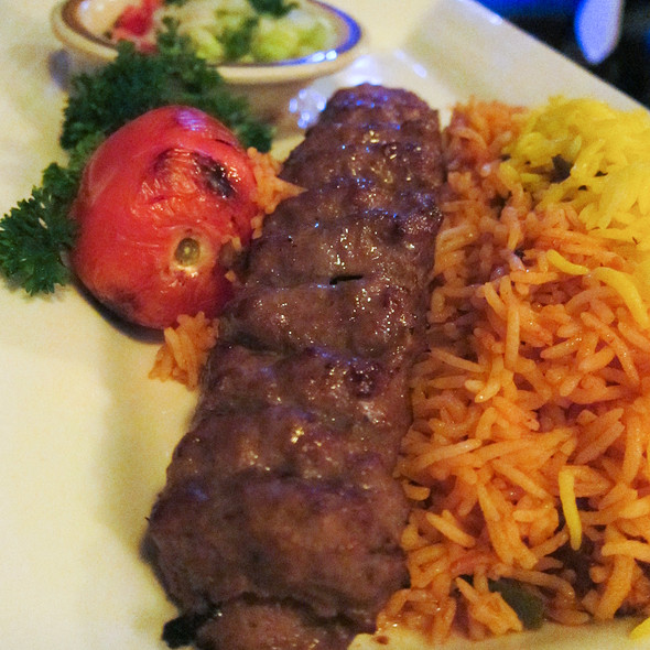 Chicken Shish Kebab - Arya Global Cuisine, Cupertino, CA