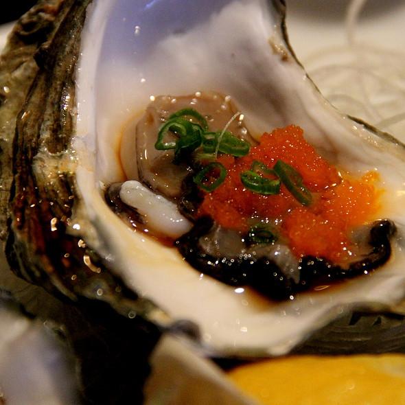 Oyster @ Tenno Sushi