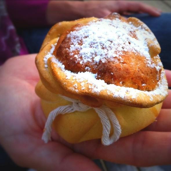 Pear and Almond Empanada @ Julia's Empanadas