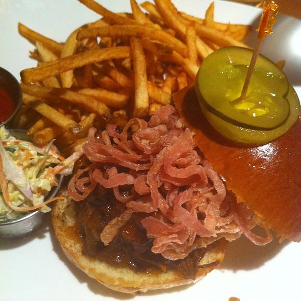 Pulled Short Rib Sandwich - Onieals, New York, NY
