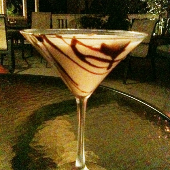 Chocolate Martini - Red Fish - Hilton Head, Hilton Head Island, SC