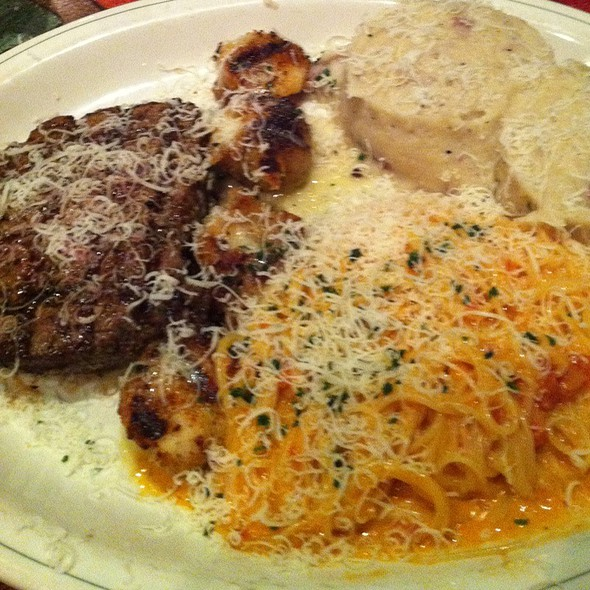 Filet Spiedino @ carrabba's italian grill