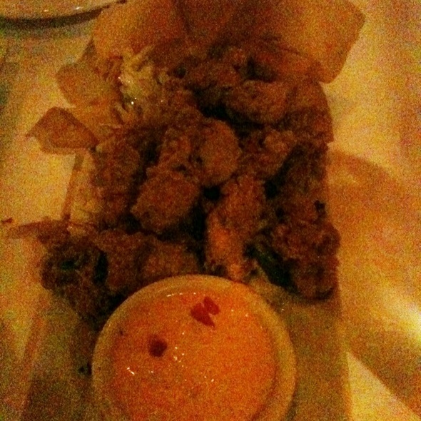 fried oysters - Red Fish - Hilton Head, Hilton Head Island, SC