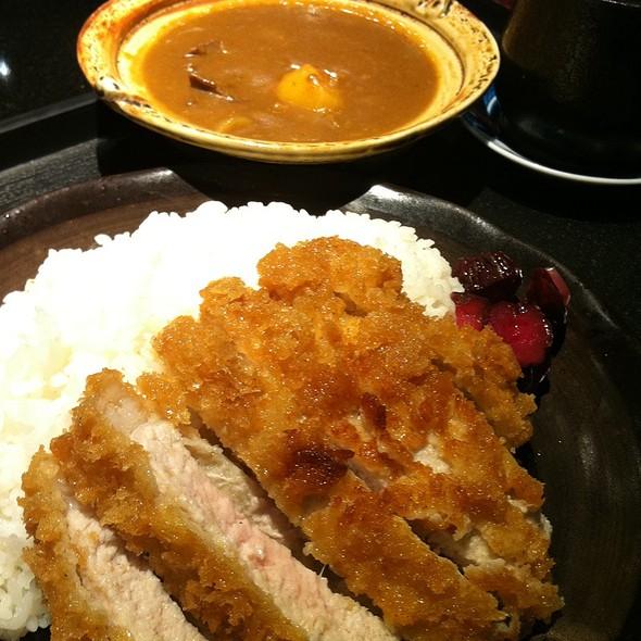 Curry Tonkatsu @ Kame Sushi
