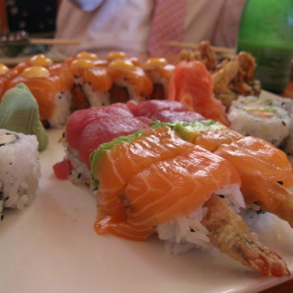 Maki Sushi @ Matsuri Restaurant