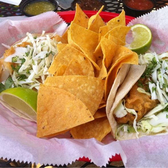 Baja Surf Tacos @ Surf Taco
