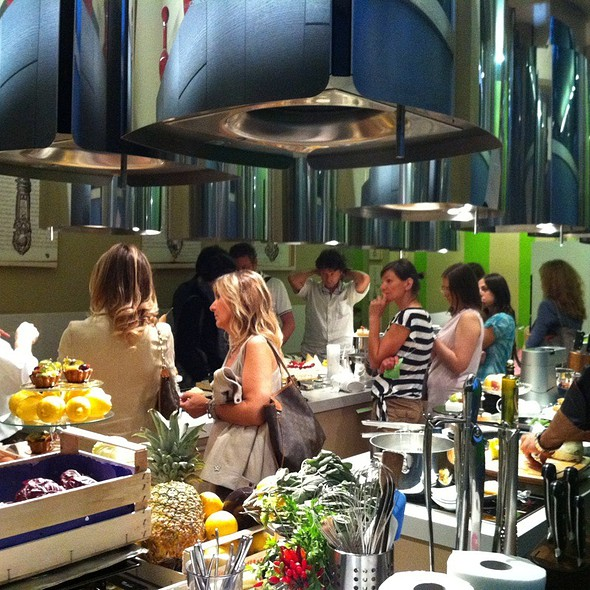 Scuola cucina milano