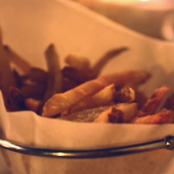 Fries - Bistro 33, Davis, CA