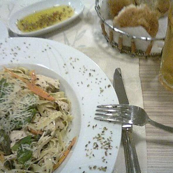 Tagliatelle Lugano @ Beymen Café - Mersin