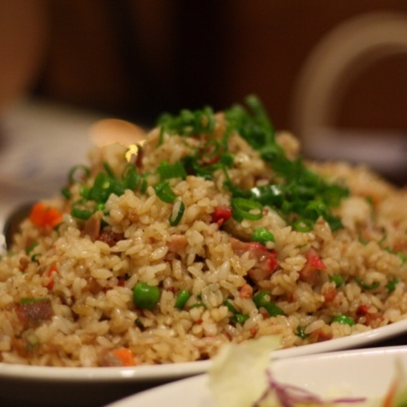 Fried Rice @ Side Street Inn Kapahulu