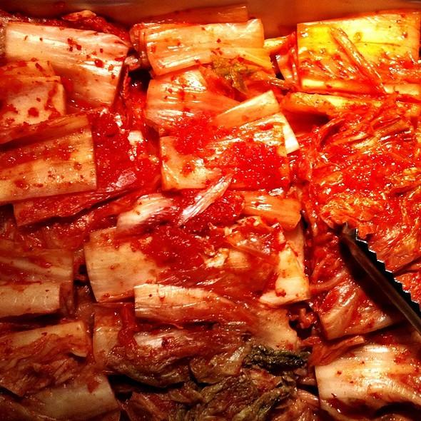 kimchi @ Heebeen Restaurant