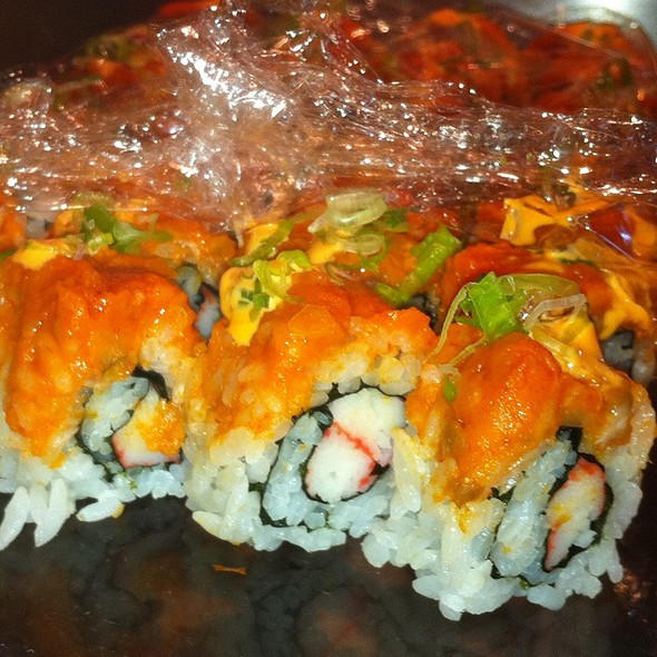 Spicy Tuna Roll @ Heebeen Restaurant