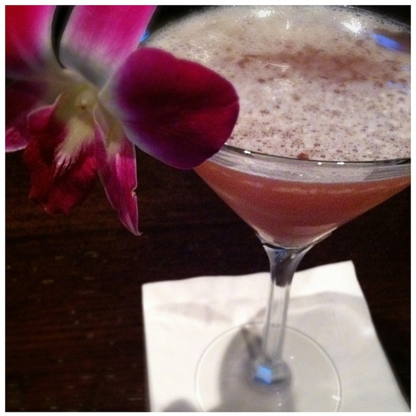 The Wild Orchid Martini - The Hard Shell - Bellgrade, Midlothian, VA