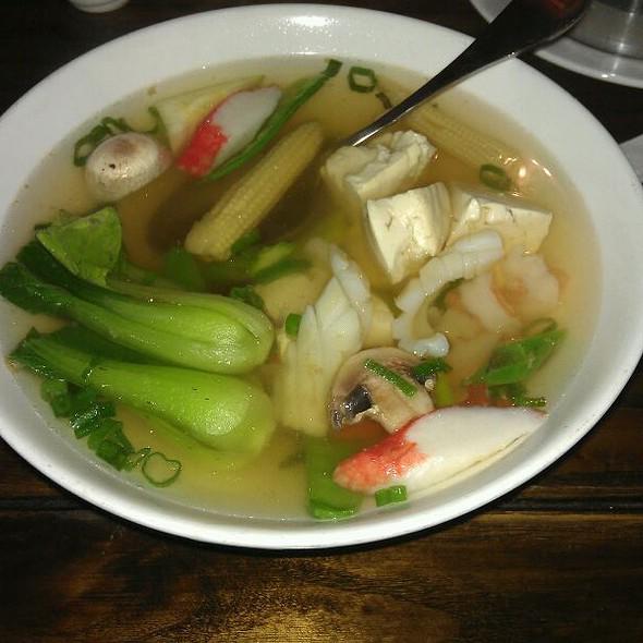 Seafood Soup @ Friend House
