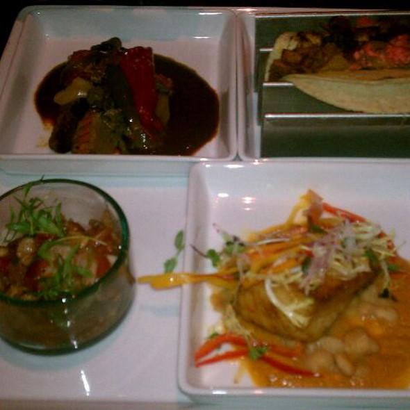 Chefs Tasting Menu  @ Diego Mexican Cuisine