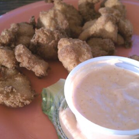 Gator Bites @ Gators Cafe & Saloon