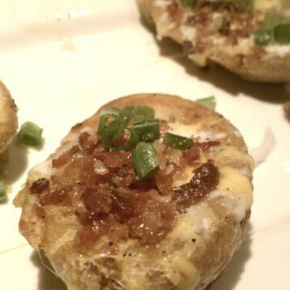 Potato Skins @ Chili's Grill & Bar