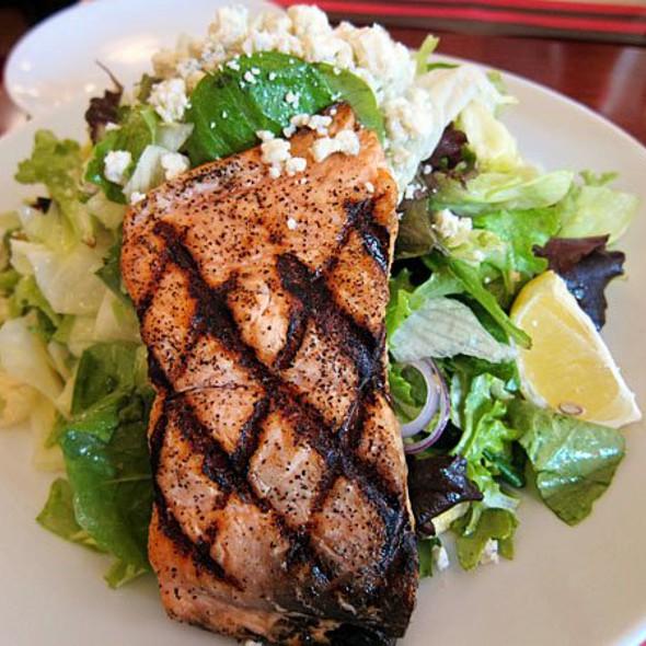 Salmon salad @ The Rosebud
