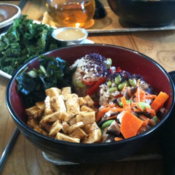 Tea Soup @ Samovar Tea Lounge. Zen Valley.
