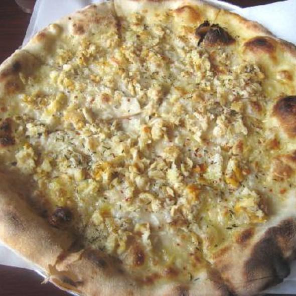 White Clam Pizza @ Grana