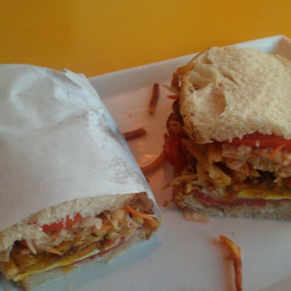 Primanti Brothers Special @ PS 7's