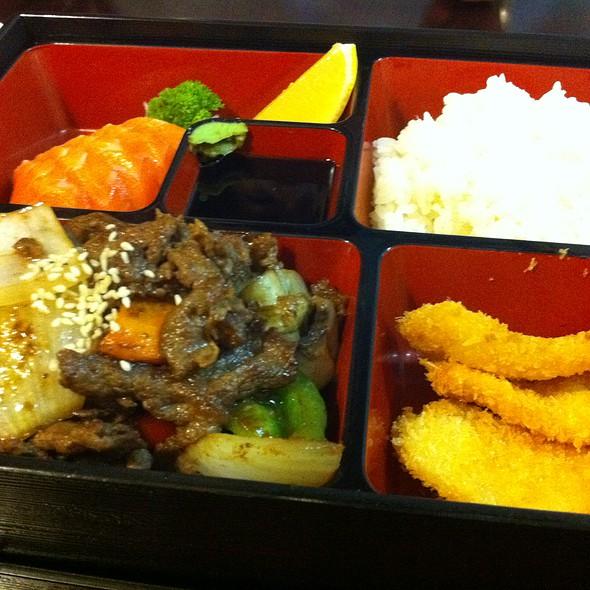 Seafood Dosirak @ Gamasot