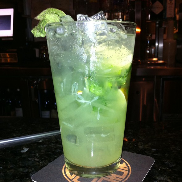 asian pear mojito @ P F Chang's China Bistro