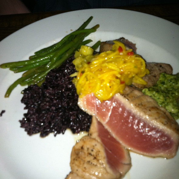 Ahi tuna - McEwen's on Monroe, Memphis, TN