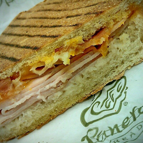 Smokehouse Turkey Panini