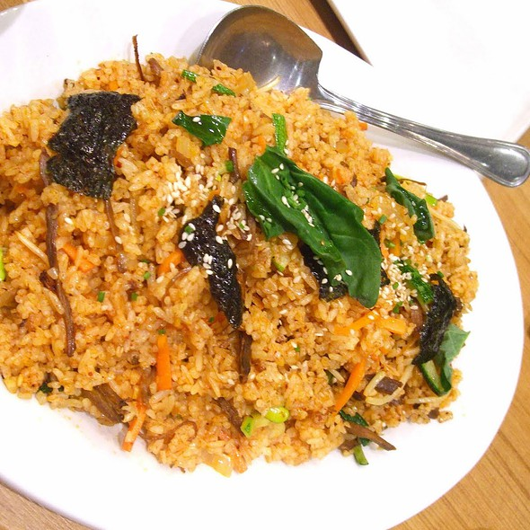 Seoul Spice Fried Rice @ PigOut- Your Family Grill House