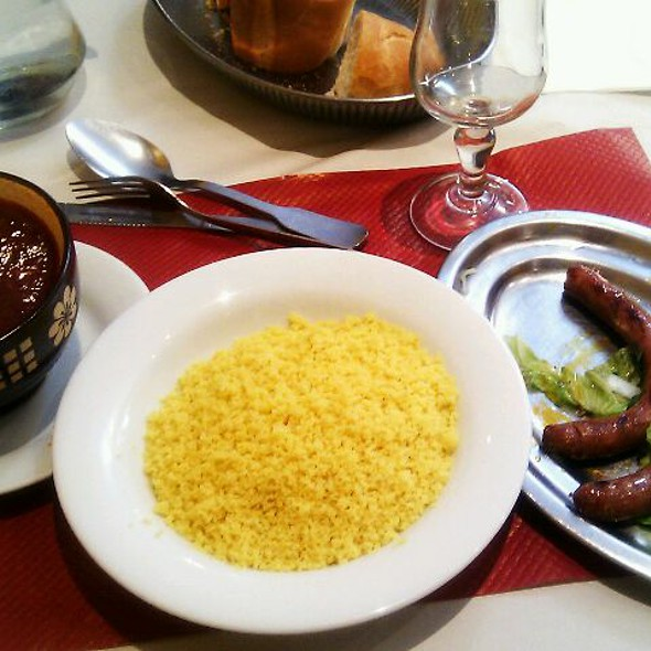 Tunisia Food @ Sur Le Pouce