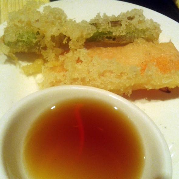 Tempura Vegetables @ Kintaro