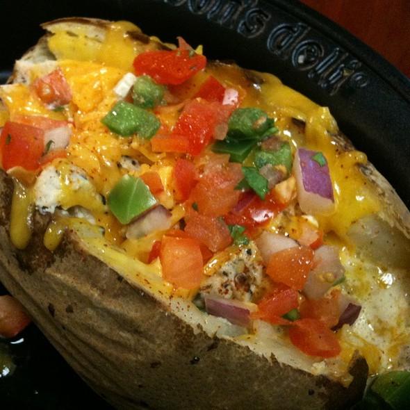 Pollo Mexicano Potato @ Jason's Deli