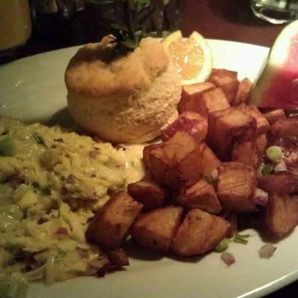 Bacon Scramble @ Hash House A Go Go
